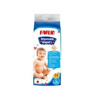 Farlin Tape Diaper Large - 54 Pcs
