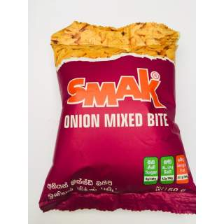 Smak Onion Mixed Bite 100g