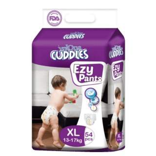 Velona Cuddles Easy Pants XL - 54Pcs