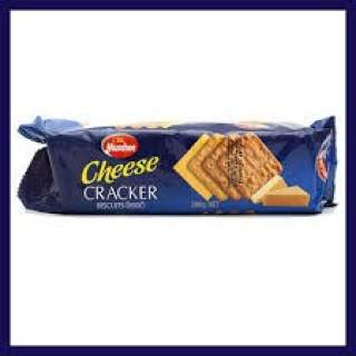 Munchee Cheese Cracker 200g