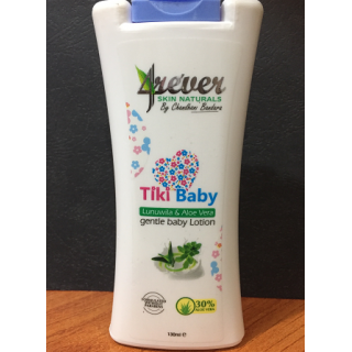 4Ever Tiki Baby Gentle Baby Lotion (Blue) - 130ml