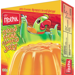 Motha Mixed Fruit Jelly 100g