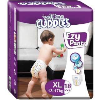 Velona Cuddles Easy Pants XL - 18Pcs