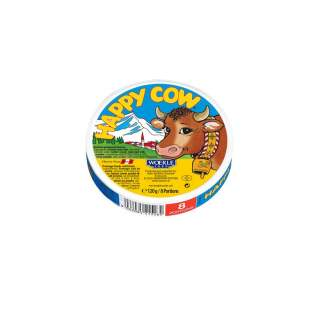 Happy Cow Cheese 120g