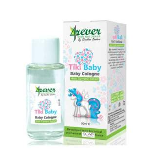 4Ever Tiki Baby Cologne with Turmeric - 50ml