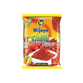 Chilli Pieces 100g (Wijaya)