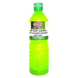 Edinborough Lime Mate 650ml